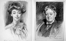 Case Study: John Singer Sargent Portraits at Naumkeag