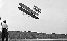 Case Study: Preserving the Wright Brother's Original Bi-Plane Drawings